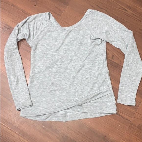 Zella Other - Gray sweatshirt